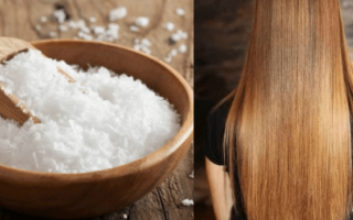 Соль лечебные свойства применение