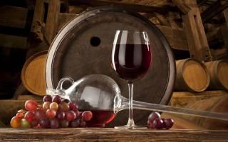 Домашнее вино лечебные свойства