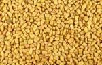 Семена пажитник лечебные свойства